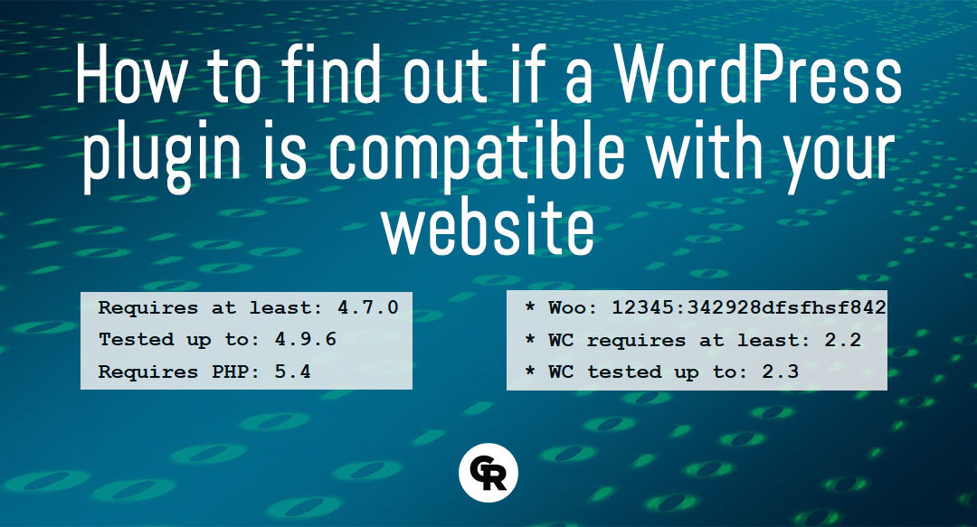 How to find out if a WordPress plugin is compatible with your website